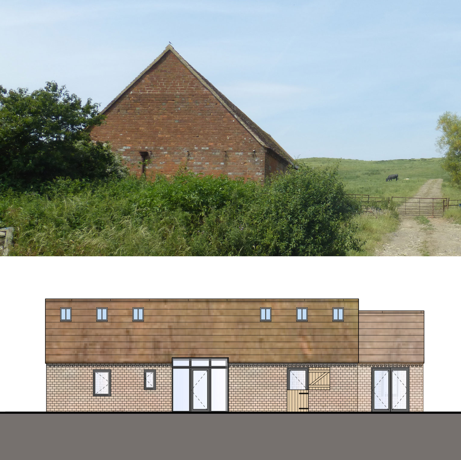 Ernest Cook Trust, West Waddy, Architects, Town Planners, Urban Designers